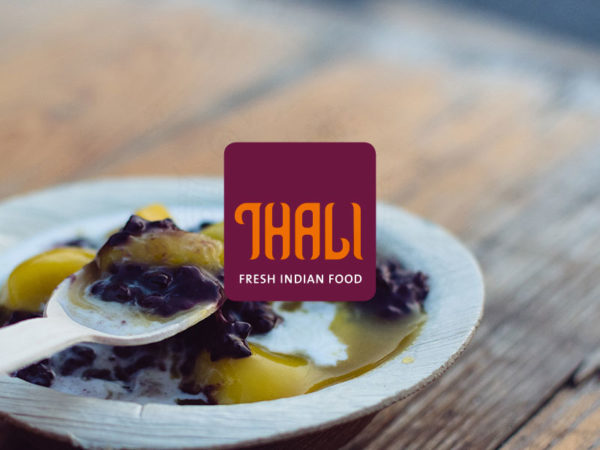 thali - fresh indian food