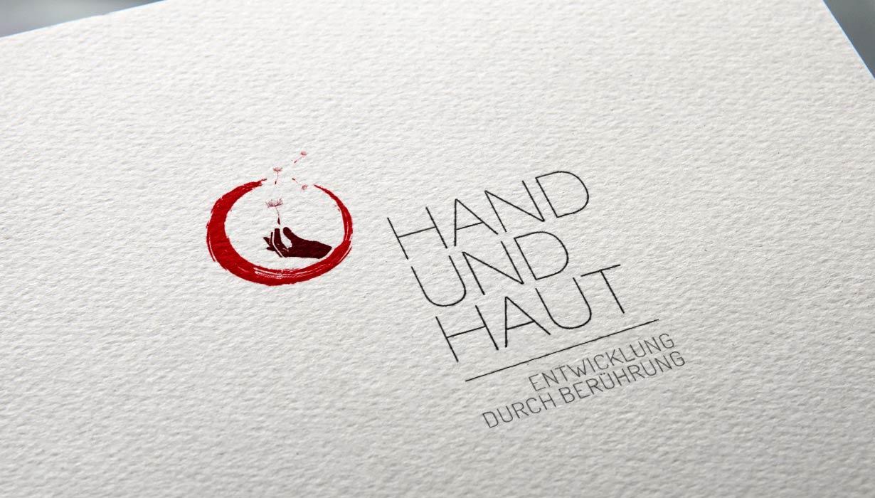 Hand und Haut